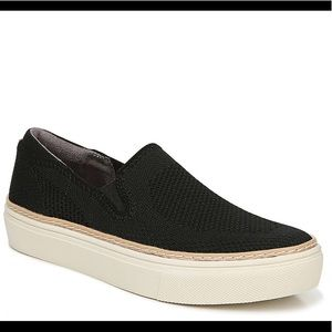 No bad knit slip-on sneaker